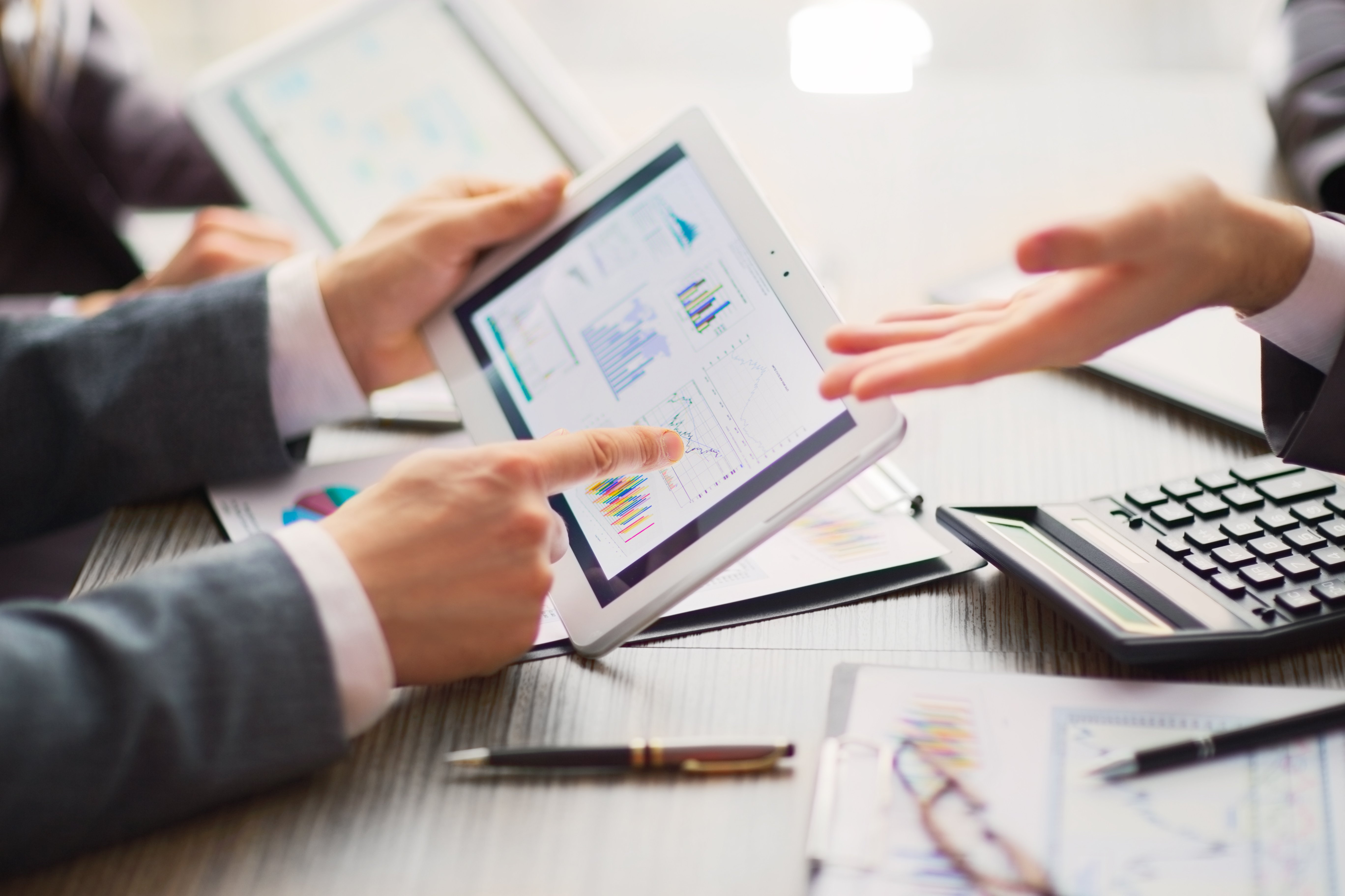 5 Benefits Of Hiring An Accountant For Your Small Business
