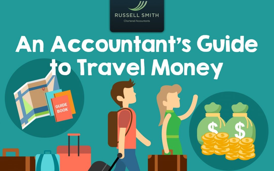 An Accountant's Guide to Buying Travel Money [Infographic]
