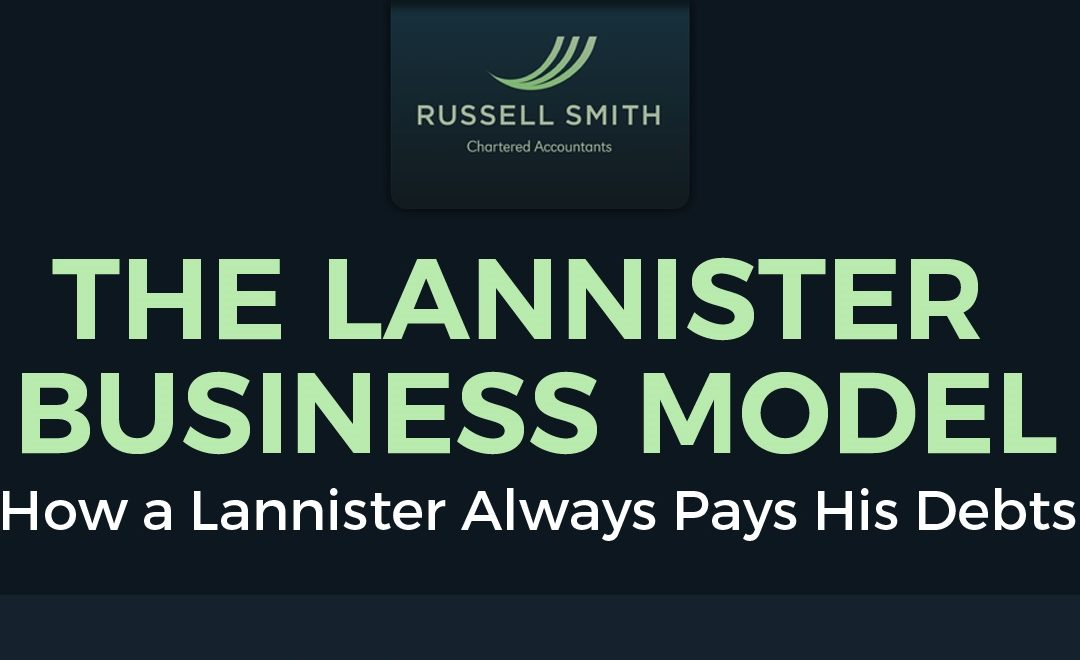 Tywin Lannister's Business Plan — A Leeds Accountant's Analysis