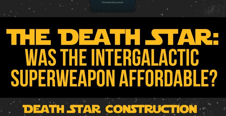 Star Wars Infographic: Accountants from Leeds Talk Death Star Finances