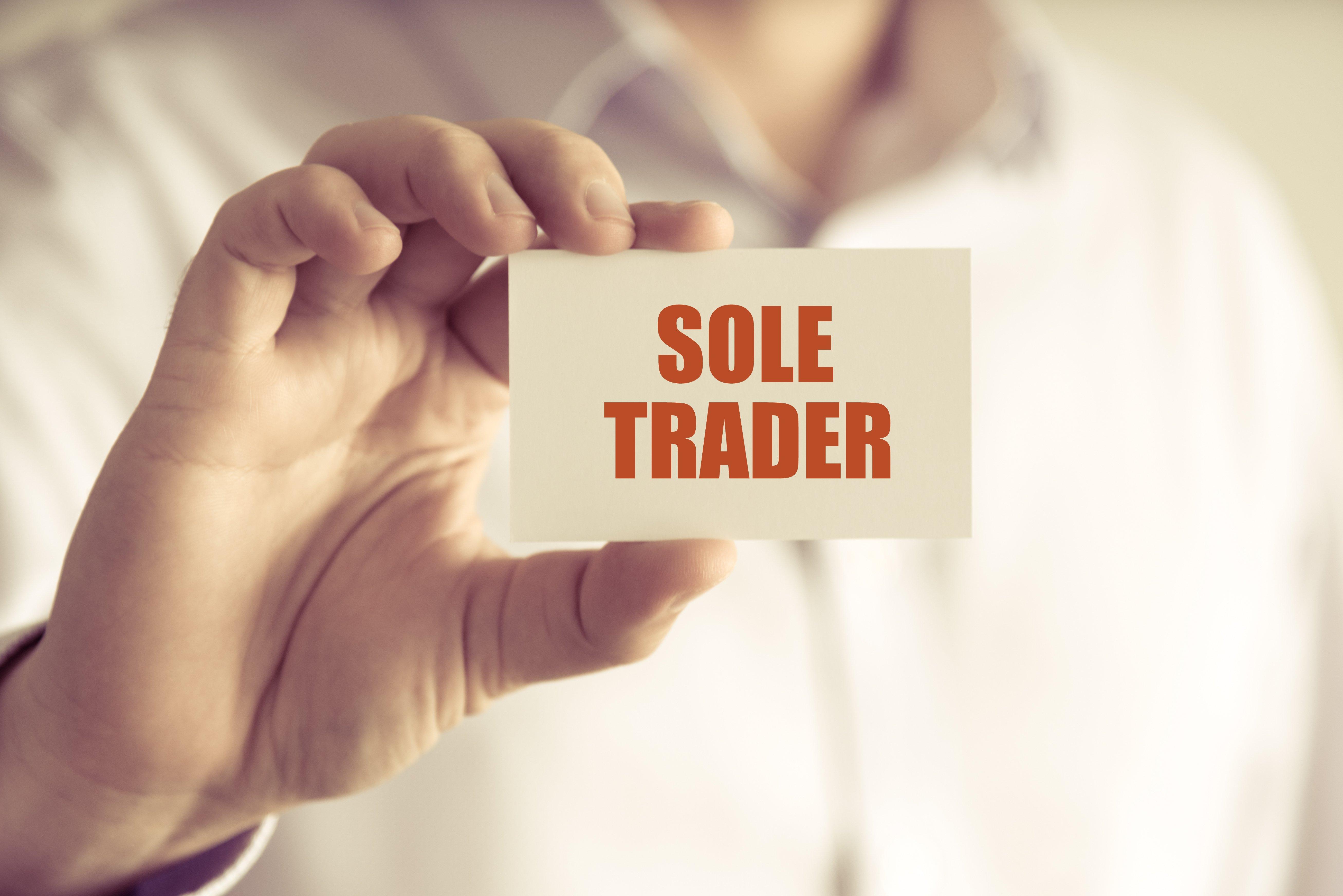 How do I register as a sole trader - Sole Trader Information | Informi